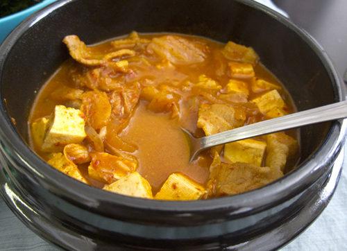 Korean Comfort Food: Kimchi Jjigae   Stephanie Drenka
