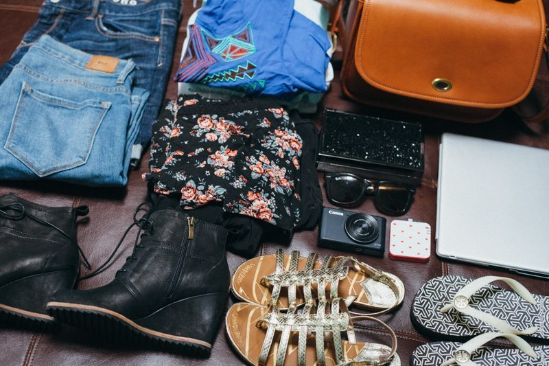 What to Pack: Weekend Road Trip Edition
