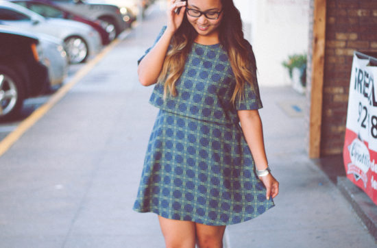 Obsessed with JOA 'The Smak' Dress | Stephanie Drenka