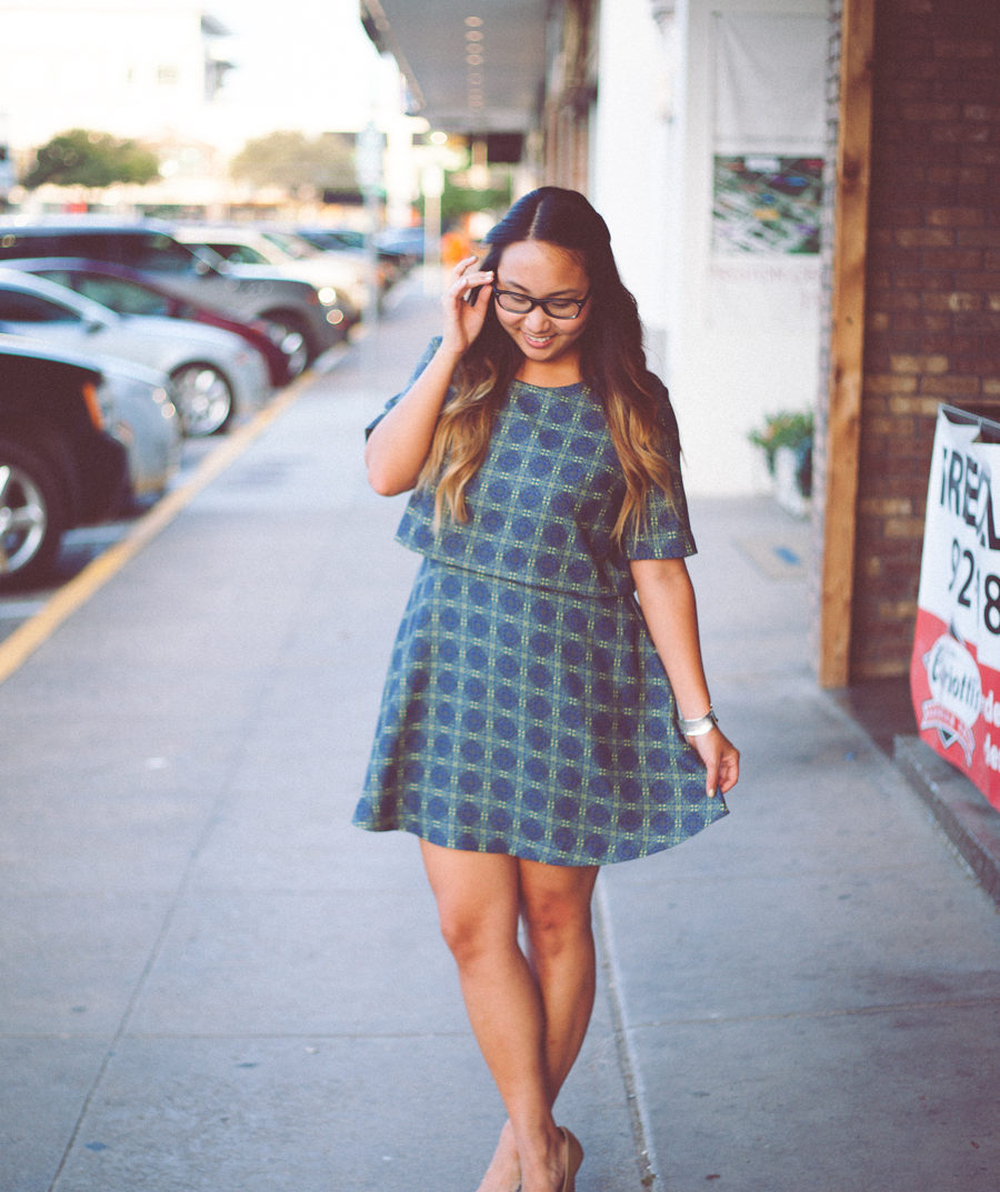 Obsessed with JOA 'The Smak' Dress