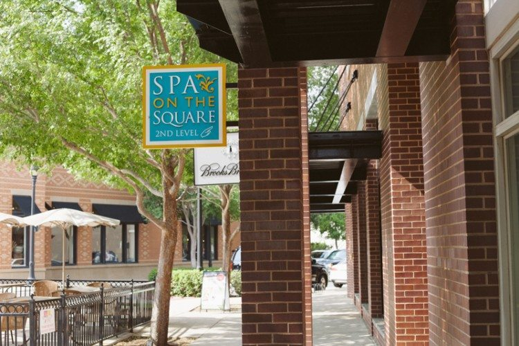 Girls Night Out at Spa on the Square