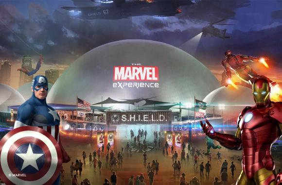 Dallas – Win Tickets to The Marvel Experience!