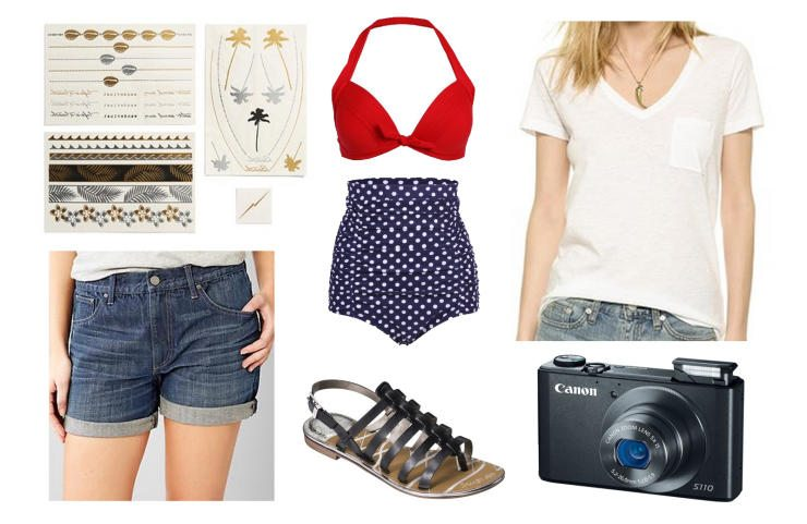 What to Pack: Spring Break Essentials