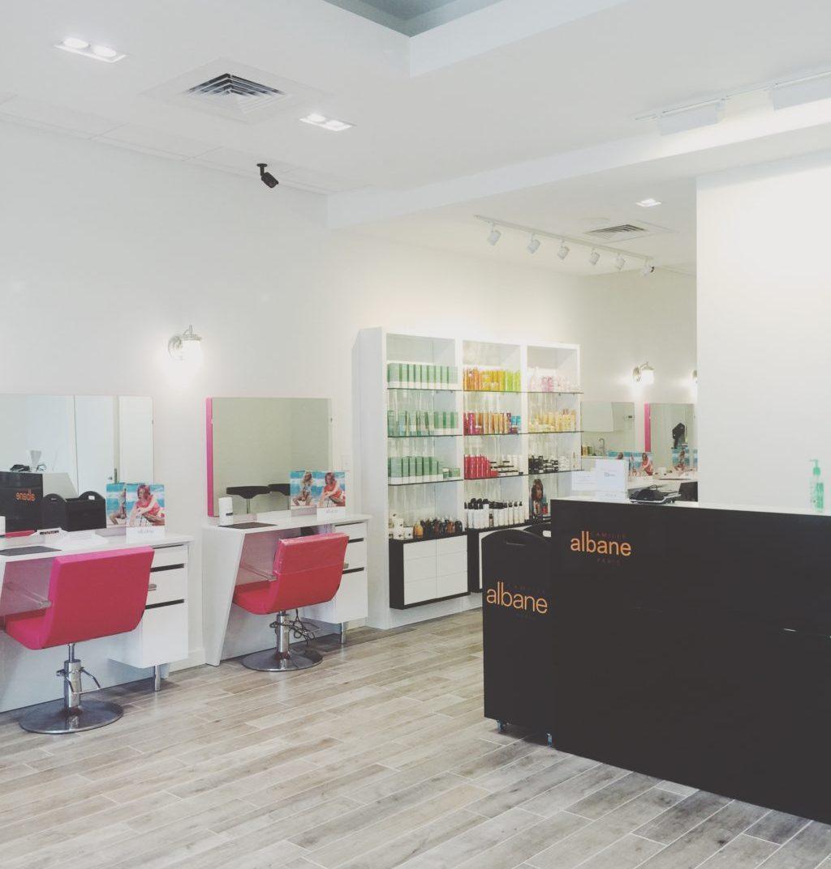 Camille Albane Upscale Hair Salon Opens in Dallas