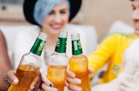 Sunshine, Summertime, and Bud Light Lime®   Stephanie Drenka