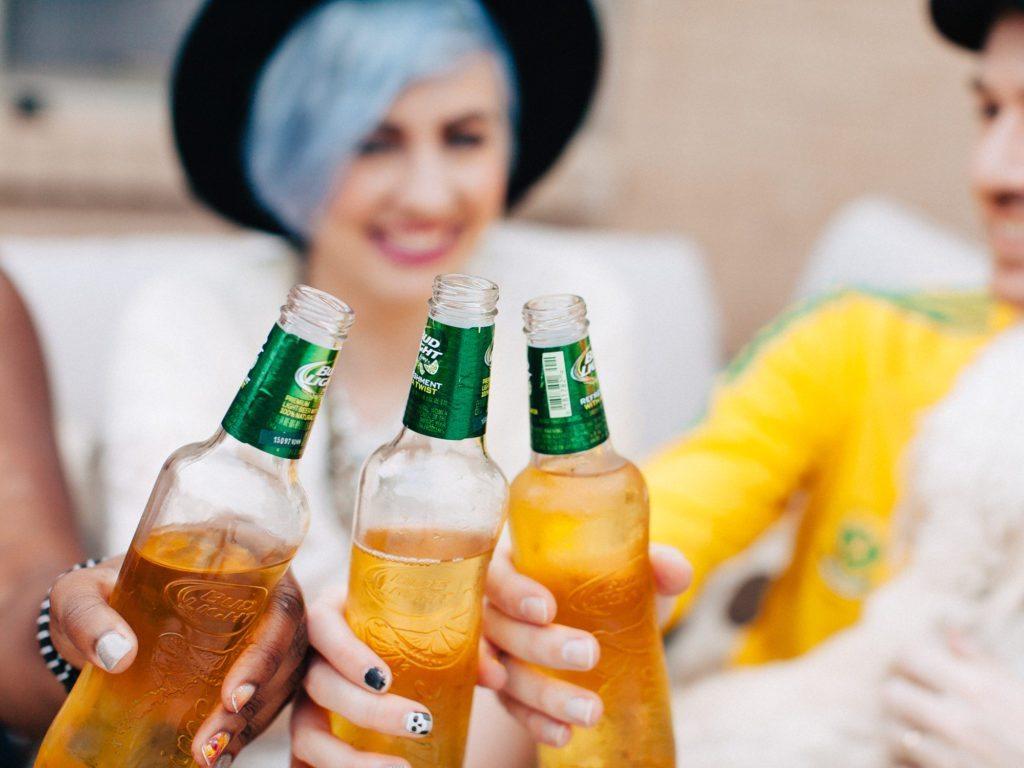 Sunshine, Summertime, and Bud Light Lime®