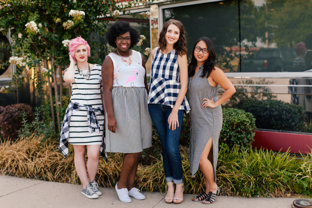 Diversity Chic: Gingham Style