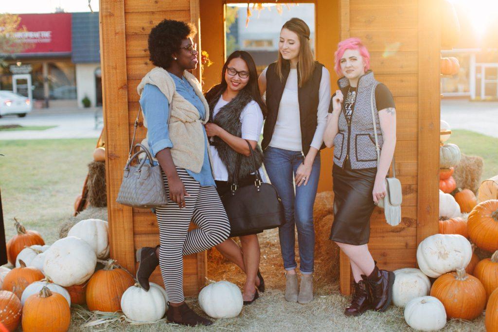 Diversity Chic: The Best In-VEST-ment