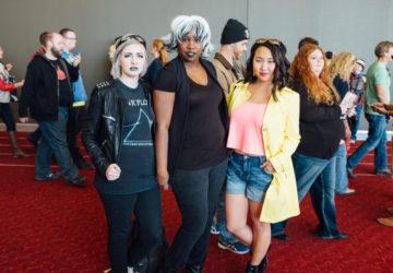 Dallas Comic Con Fan Days – Spring 2016