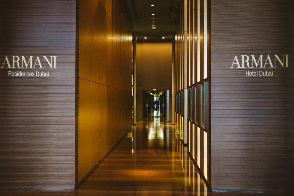 Armani Hotel Dubai Stephanie Drenka