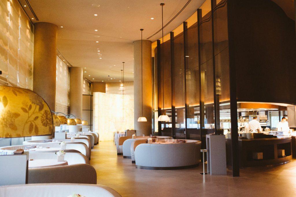 Armani Hotel Burj Khalifa Indian Restaurant