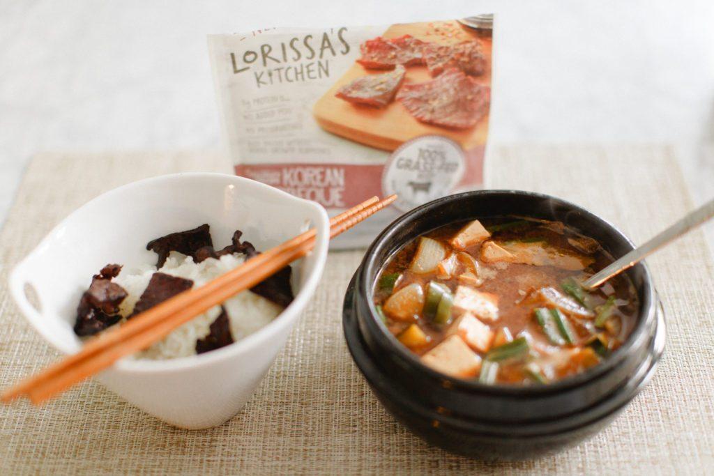 Doenjang Jjigae Recipe Featuring Lorissa's Kitchen