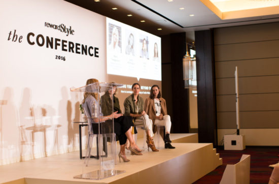 #rStheCon // rewardStyle Conference | Stephanie Drenka