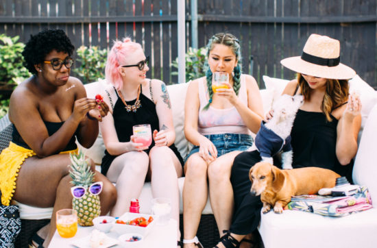 Diversity Chic: Sunshine & Summertime | Stephanie Drenka