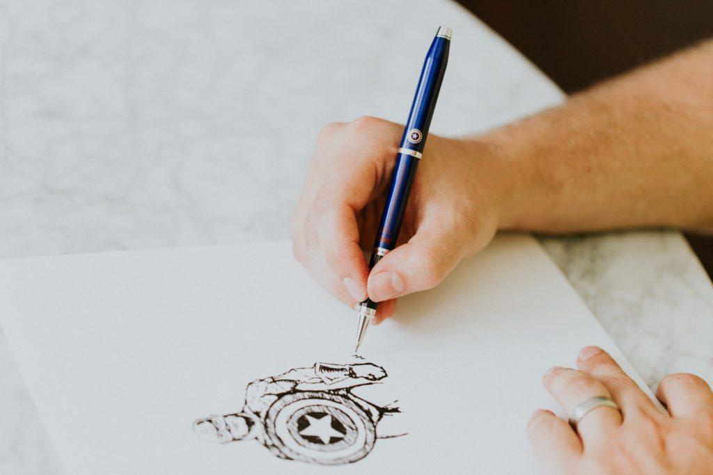 The #WriteGift: CROSS Pens x Marvel