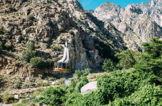 Palm Springs Aerial Tramway | Stephanie Drenka