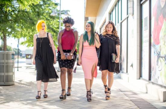 Diversity Chic: Ladies Night | Stephanie Drenka