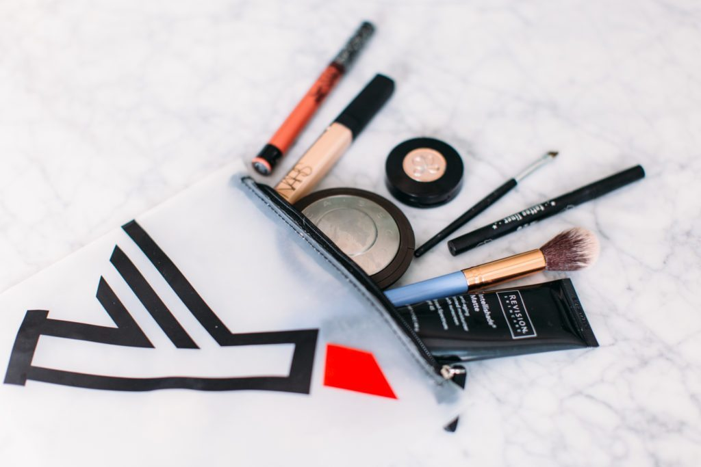What to Pack: Travel Makeup Essentials
