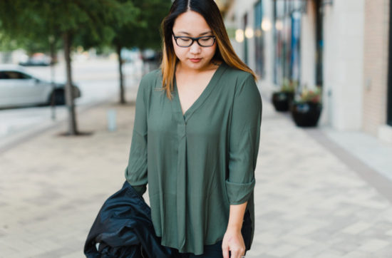 My Favorite $30 Blouse | Stephanie Drenka