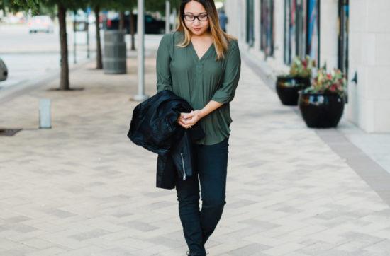 #NSale // Fall & Winter Capsule Wardrobe | Stephanie Drenka