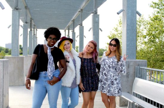 Diversity Chic: That 70's Shoot | Stephanie Drenka