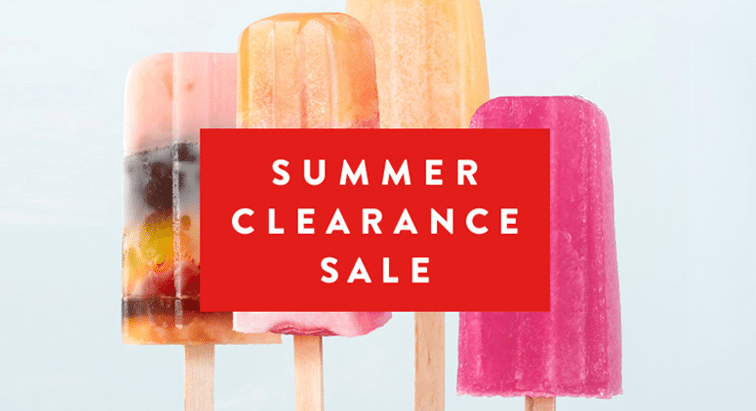 Shop our summer clearance event online today at DICK'S Sporting Goods! Find the best deals online on your favorite apparel, accessories and sporting goods. Get an extra 25% off select clearance!