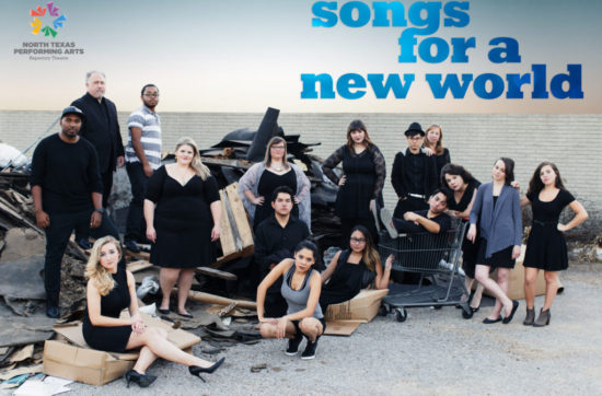 Songs for a New World   Stephanie Drenka