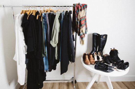 Winter Capsule Wardrobe | Stephanie Drenka