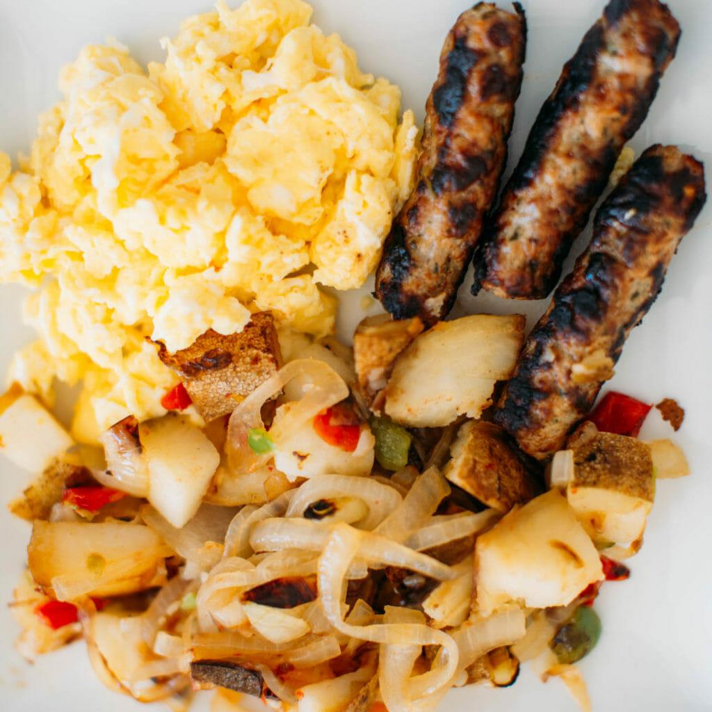 Whole30 Breakfast Ideas - Meal Plan