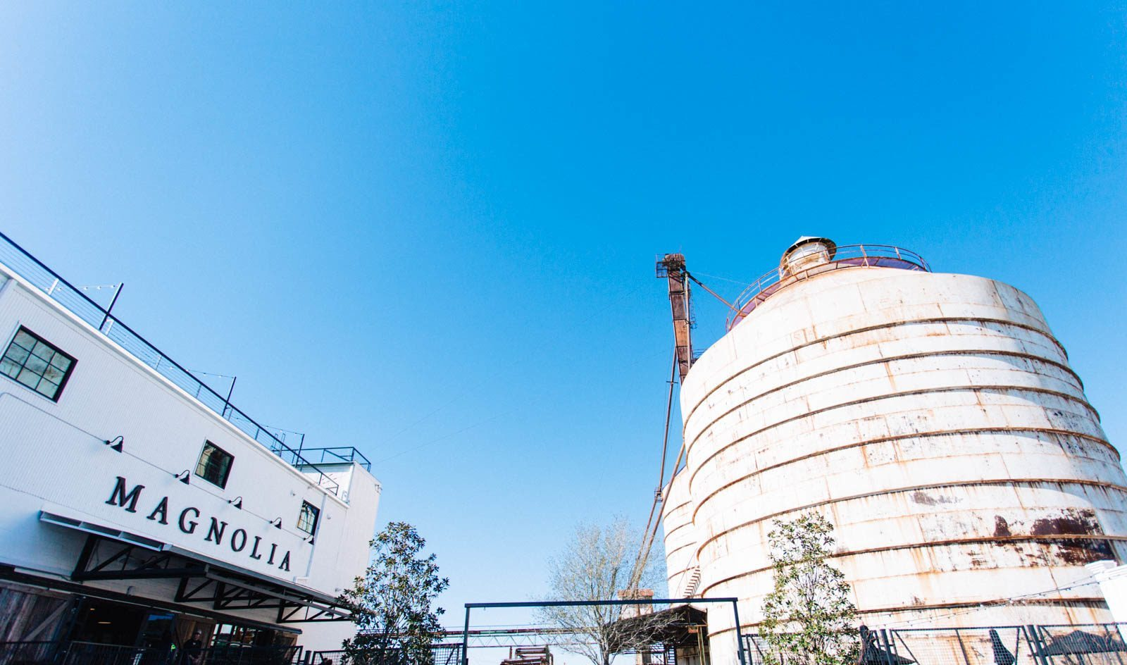Travelogue: Magnolia Market at the Silos