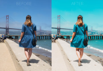 New Lightroom Preset: Blockbuster