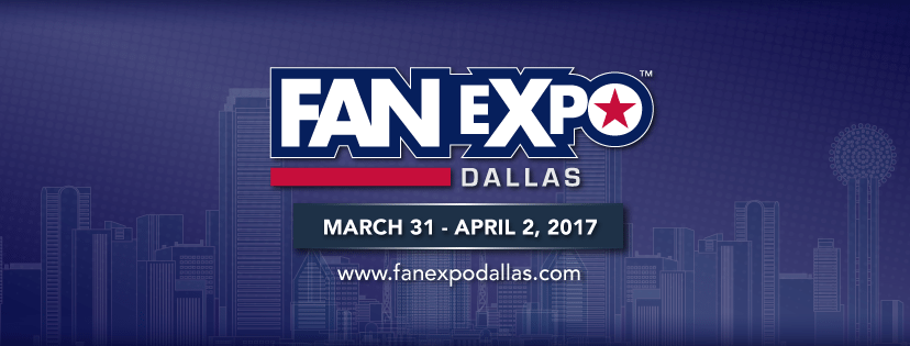 Fan Expo Dallas is Next Weekend!