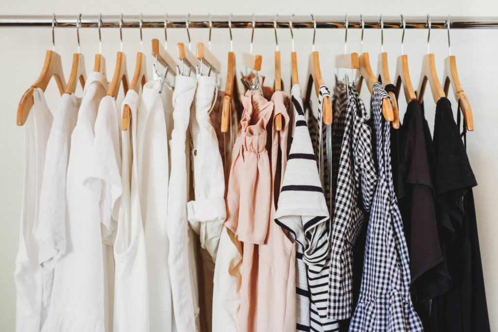 Shop My Capsule Wardrobe: Spring/Summer