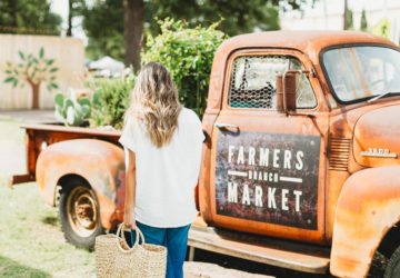 A Trip to Farmers Branch Market