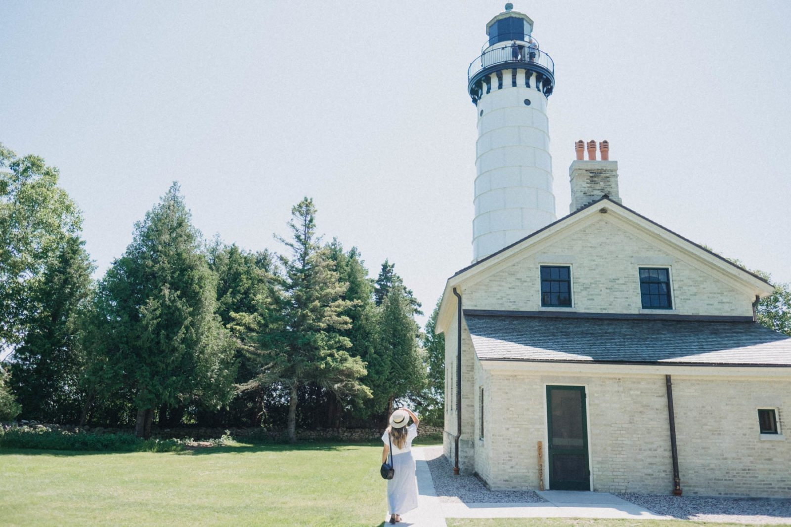 ... Door County\u0027s many lighthouses but if your time is limited\u2013 this is the one you must visit. If you are not yet convinced I will let the pictures ... & Door County Travel Guide: Cana Island Lighthouse Pezcame.Com